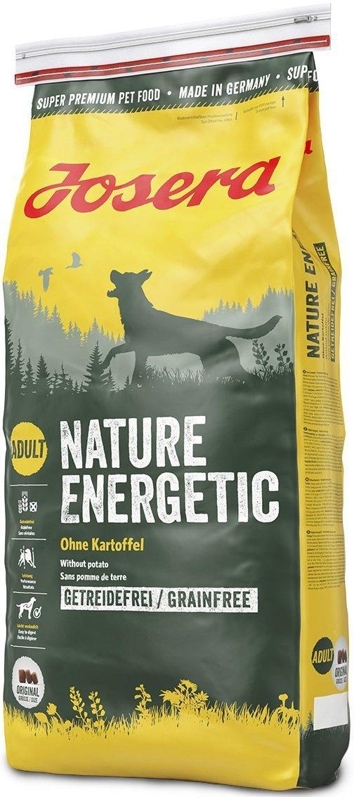 Josera Nature Energetic - bezzbożowa 15kg