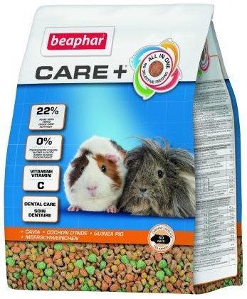 Beaphar Care+ Guinea Pig - karma super premium dla świnek morskich 1,5kg