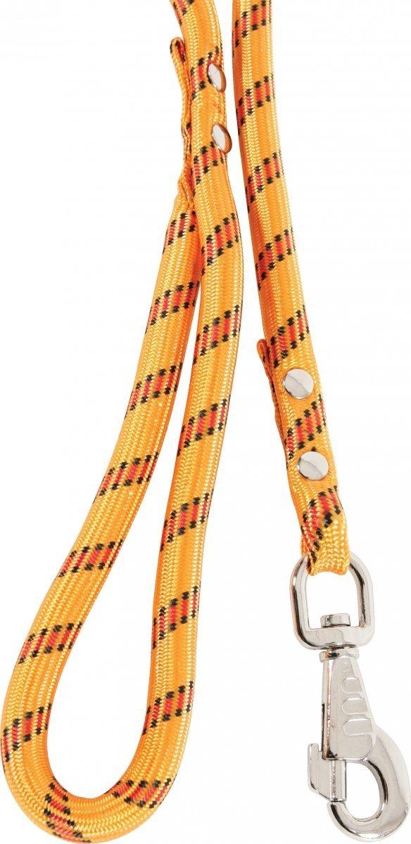 Zolux Smycz nylonowa pomarańczowa - sznur 13mm/3m
