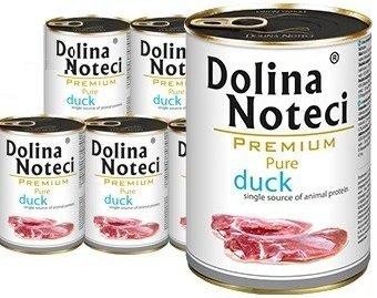 Dolina Noteci Premium Pure Kaczka 12x400g