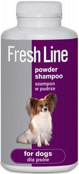 Fresh Line Szampon w pudrze dla psa 220ml