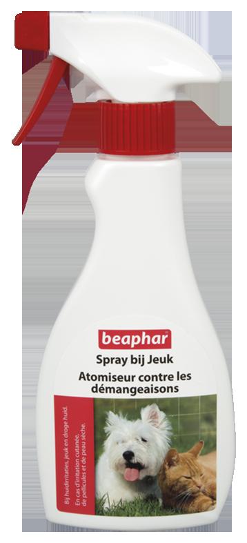 Beaphar Skin Care Spray - zapobiega podrażnieniu i przesuszeniu skóry 250ml
