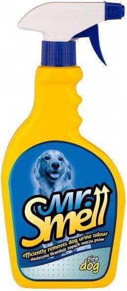 Mr Smell Pies - likwiduje zapach moczu psów 500ml