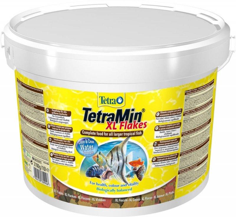 TetraMin XL Flakes 10L
