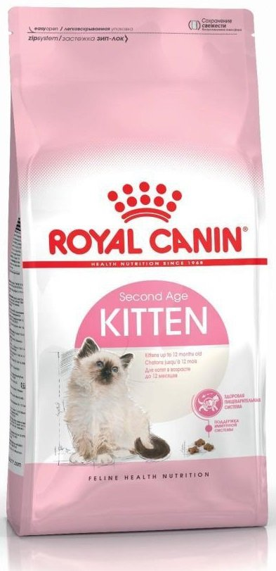 Royal Canin Kitten Second Age 4x4kg