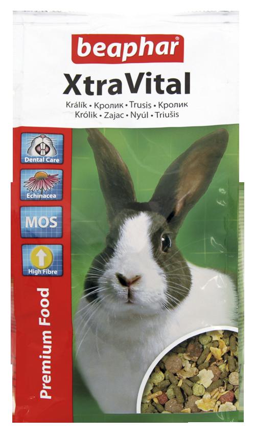 Beaphar XtraVital Premium Rabbit Food - karma dla królików 2,5kg