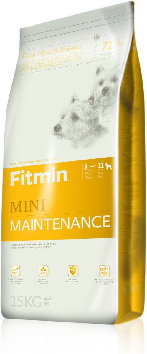 Fitmin Program Mini Maintenance 2x15kg (30kg)