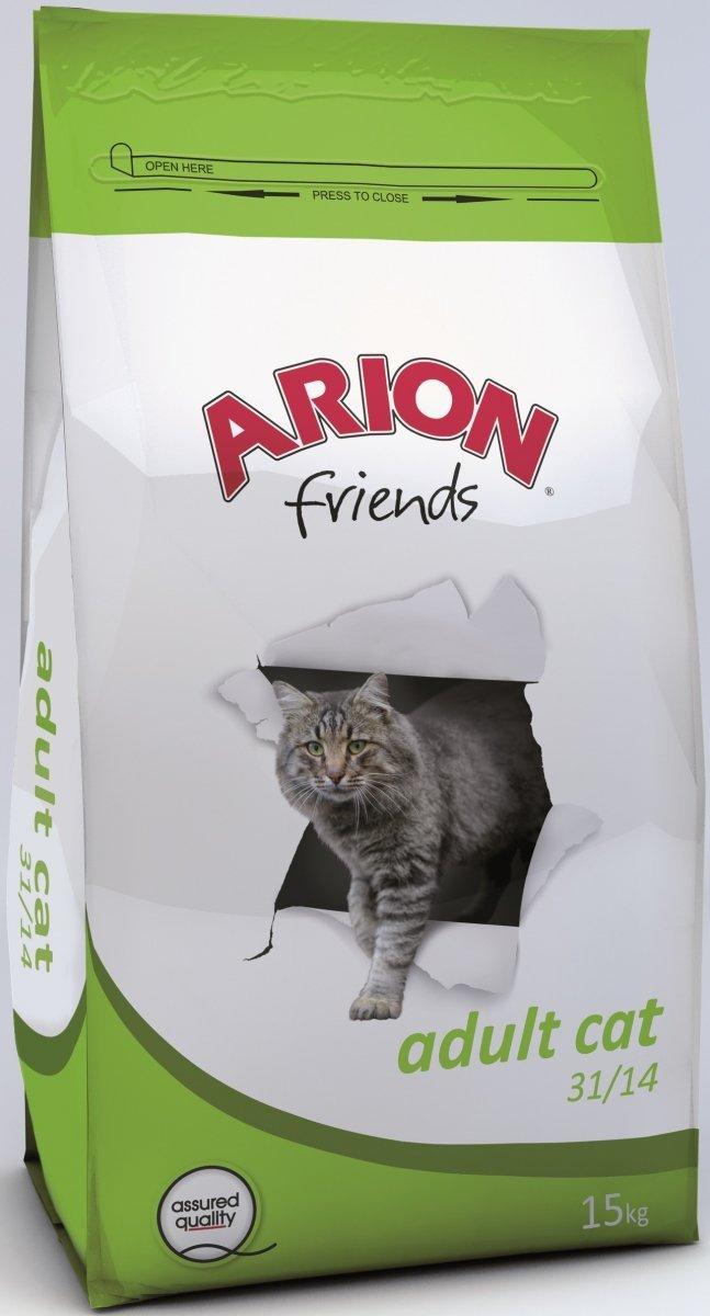 Arion Cat Friends Adult 31/14 15kg