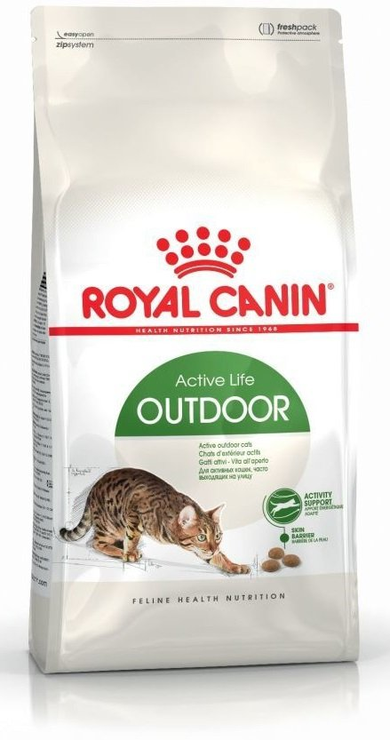 Royal Canin Outdoor Active Life 4x4kg