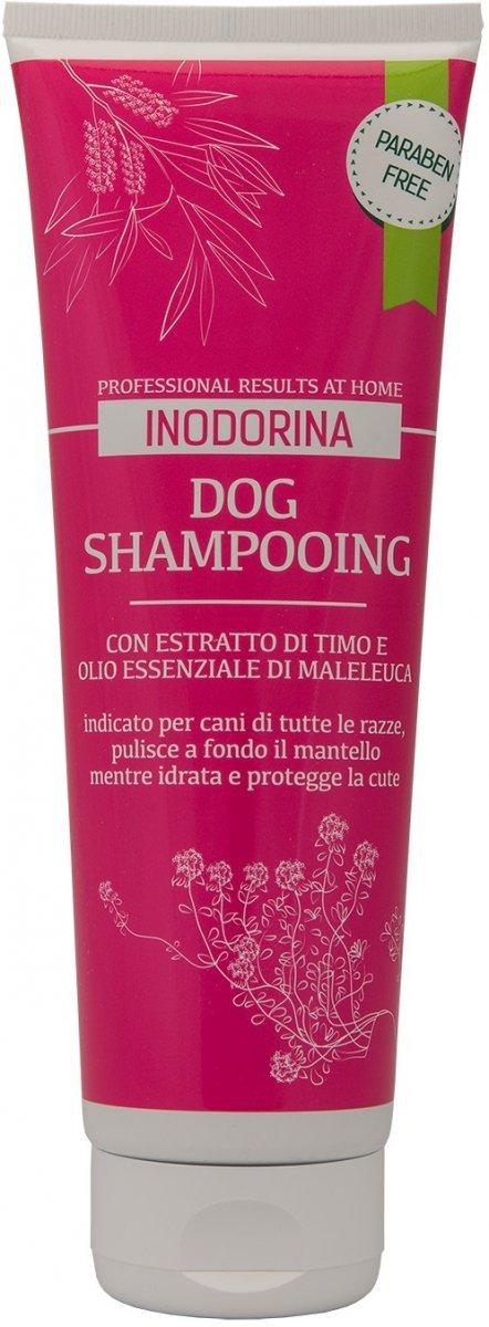 Inodorina Naturalny szampon dla psów wszystkich ras 250ml