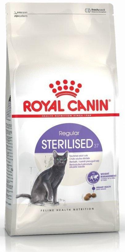 Royal Canin Sterilised 37 12x400g