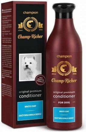 Champ-Richer - Odżywka do białej sierści 250ml