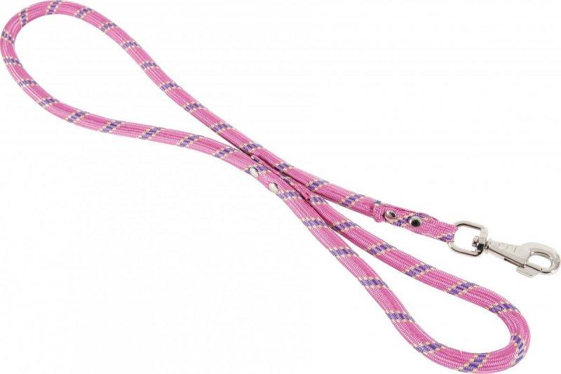 Zolux Smycz nylonowa różowa - sznur 13mm/3m
