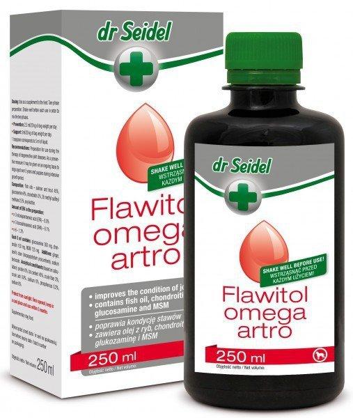 Dr Seidel Flawitol Omega Artro - poprawia kondycje stawów 250ml