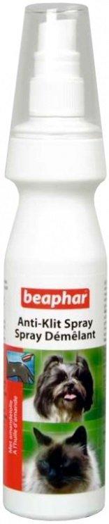 Beaphar Anti Klit Spray - sprej z olejkiem migdałowym do rozczesywania 150ml