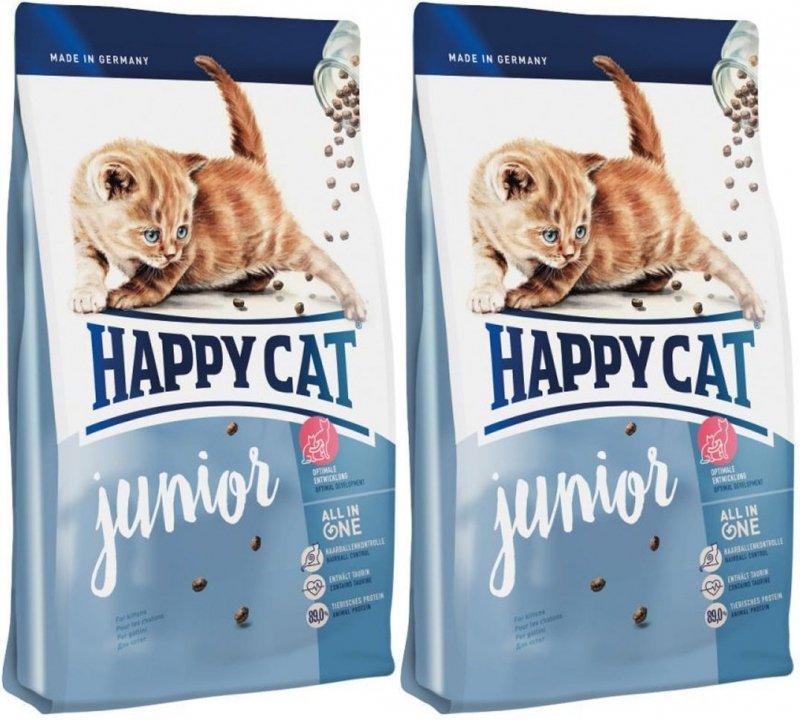 Happy Cat Supreme Junior 2x10kg (20kg)