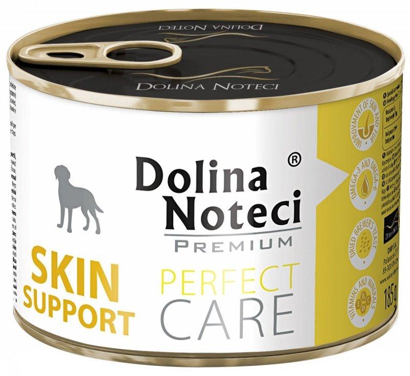 Dolina Noteci Premium Perfect Care Skin Support - na piękną sierść i zdrową skóre 12x185g