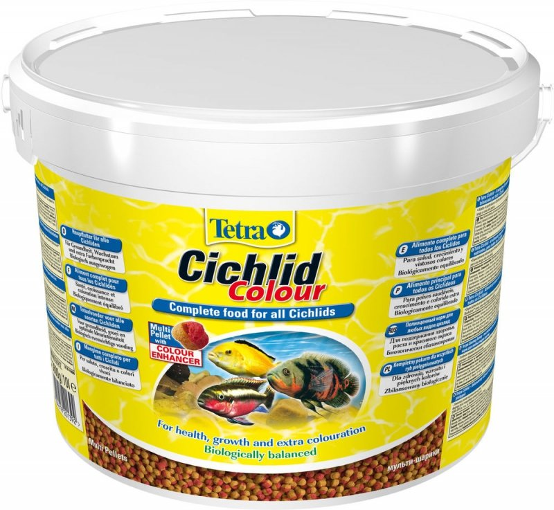 Tetra Cichlid Colour 10l