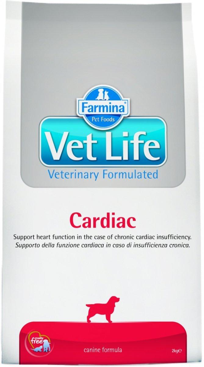 Vet Life Dog Cardiac 10kg