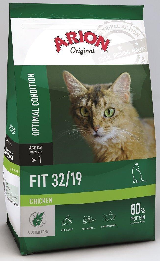 Arion Original Cat Fit 32/19 Chicken 2kg