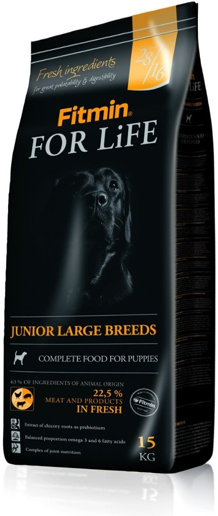 Fitmin Dog For Life Junior Large Breed 15kg