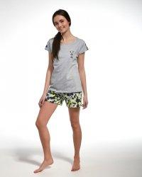Piżama Cornette F&Y Girl 277/31 Camo kr/r 164-176