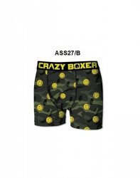 Bokserki Crazy Boxer ASS 27