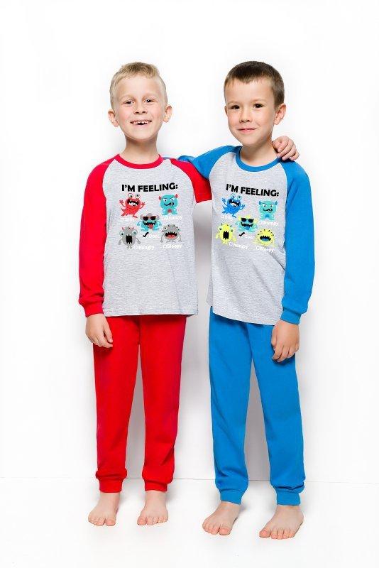 2741f46c2da111 Piżama Taro Gaweł 767 dł r 128-140 '/19 - Piżamy - Bielizna i odzież ...