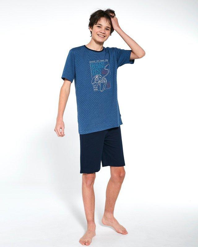 Piżama Cornette F&Y Boy 519/36 Game On kr/r 170-182