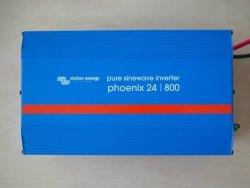 Phoenix VICTRON ENERGY 24V/800VA 230V shuko