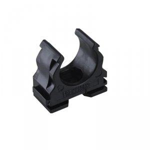 Uchwyt ścienny UV peszla 25mm, opakowanie 50 sztuk