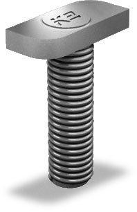 K2 śruba typu T, M10x50mm