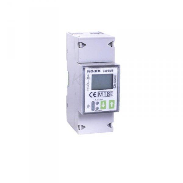 Noark Ex9EMS Inteligentny licznik energii 1-fazowy - pomiar bezpośredni