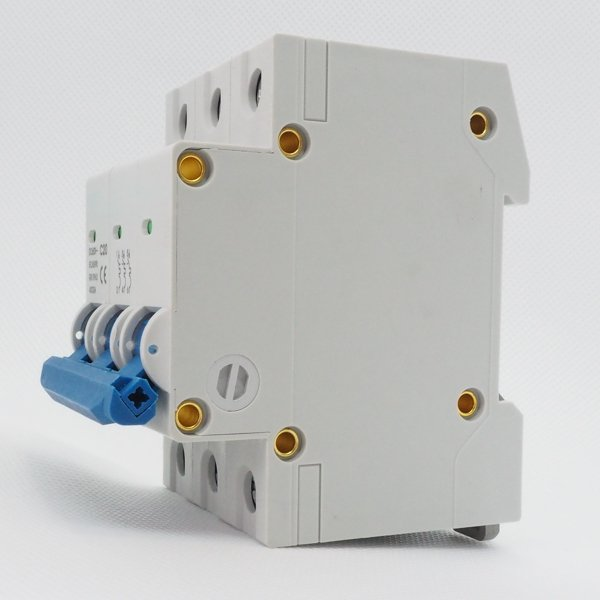 Wyłącznik nadprądowy 2P C 20A 40kA 650V DC
