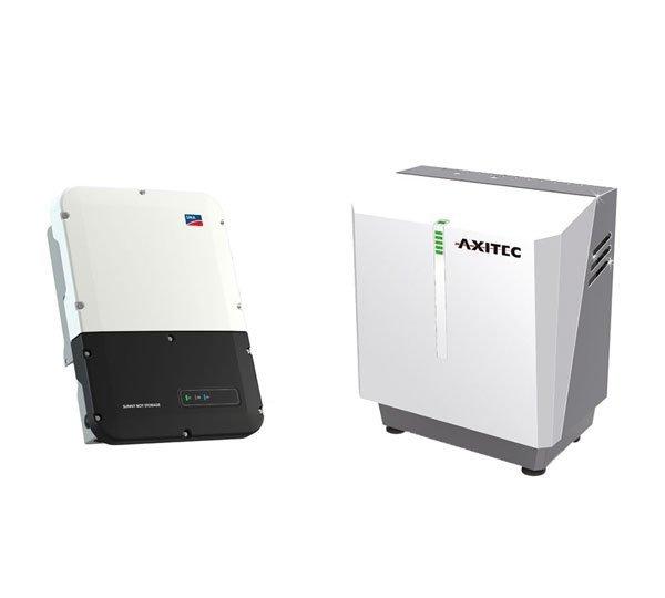 AXITEC Energy LI 15 SH 12.5 + SMA Sunny Boy Storage 6.0