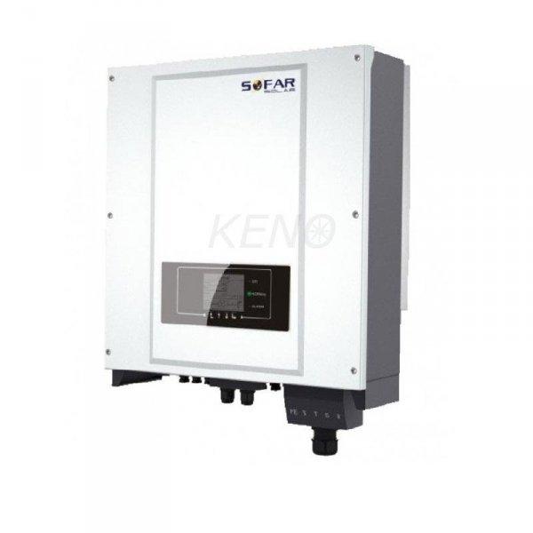 Sofar 15000TL G2, beztransformatorowy, 3-fazowy