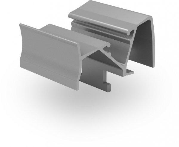 K2 Dome V, Dome V SD, przedni element trzymający moduł, 15°