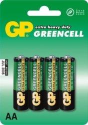 GP Bateria cynkowo-chlorkowa R6 Greencell BL/4