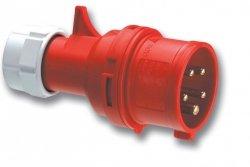 Wtyczka przenośna 32A 400V 5B TWIST PCE