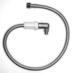 Wąż gazowy z szybkozłączem L-50cm FPG00