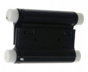 Zawiasa wahadłowa 75mm malowana czarna