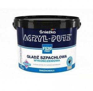 ACRYL-PUTZ FS20 Finisz gotowa masa szpachlowa 5kg