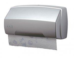 Pojemnik na ręczniki paierowe rolka satyna