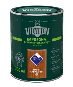 Impregnat ochronno-dekowacyjny 4,5L V11 heban brazylijski VIDARON