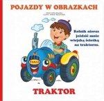Traktor. Pojazdy w obrazkach