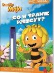 Pszczółka Maja. Pisz i ścieraj. Co w trawie piszczy