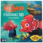 Gdzie jest Nemo. Figurki 3D. Wypychanki
