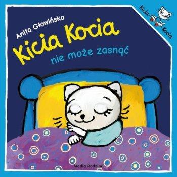 Kicia kocia nie może zasnąć