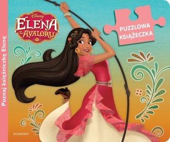 Elena z Avaloru. Puzzlowa książeczka