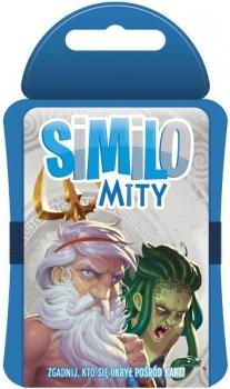 SIMILO Mity. Kooperacyjna gra karciana